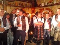 Natáčení silvestrovského pořadu pro TV Šlágr